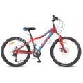 Велосипед Avanti Rapid 24 Красный
