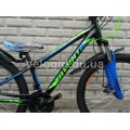 "Велосипед Avanti Sprinter 26"" Green-Blue"