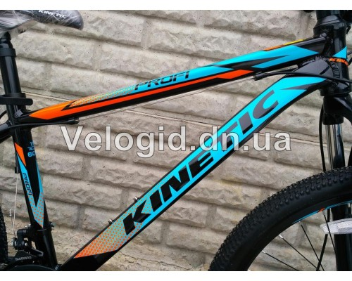 Велосипед Kinetic Profi New Черный