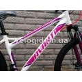 "Велосипед Avanti Force 27,5"" White-Pink"