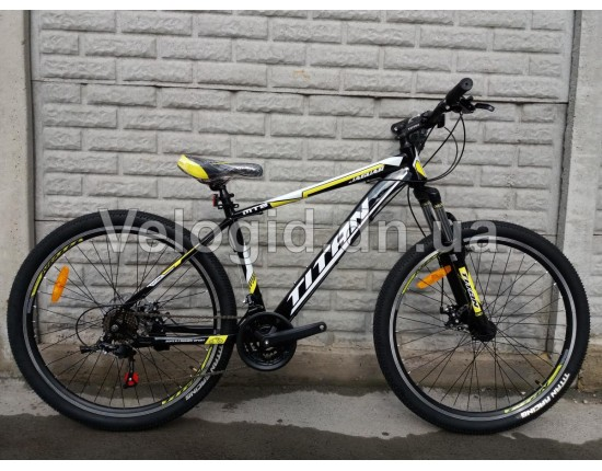 Велосипед Titan Jaguar 27.5 New