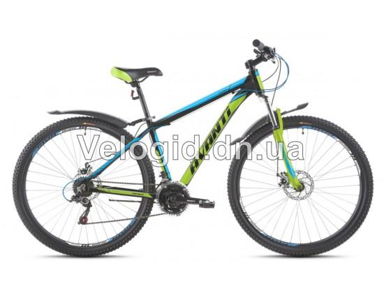 "Велосипед Avanti Premier 27.5"" зеленый"