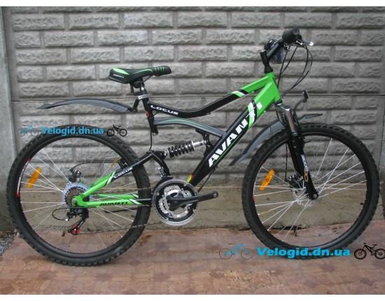Велосипед Avanti Lotus Disk