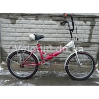 Складной Детский велосипед  Ardis pink 20 Б/у