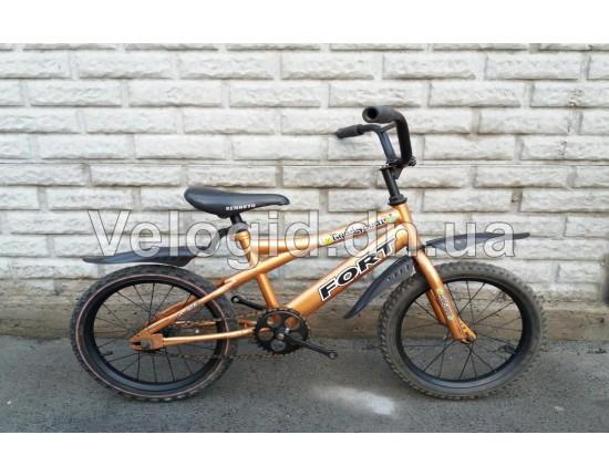"""Детский велосипед  Fort 16"""" Б/у"""