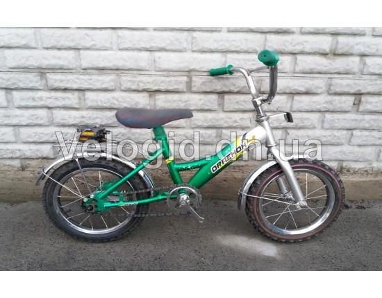 """Детский велосипед  Орленок 14"""" Б/у"""