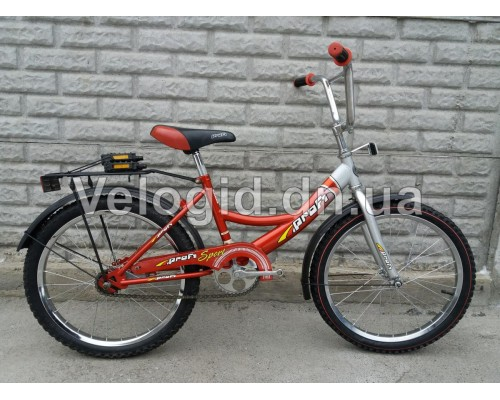 Детский велосипед  Profi 20 Б/у