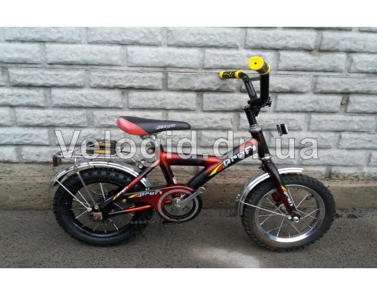 Детский велосипед Profi 12 Б/у