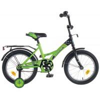"""Детский велосипед Novatrack FR10 18"""" Зеленый"""