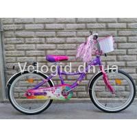 Детский велосипед Novatrack Little Girls 20