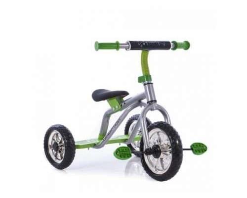 Трехколесный велосипед Bambi Green