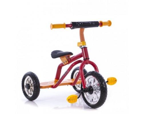 Трехколесный велосипед Bambi Red