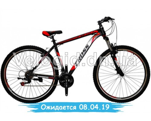 Велосипед Cross Atlas 29