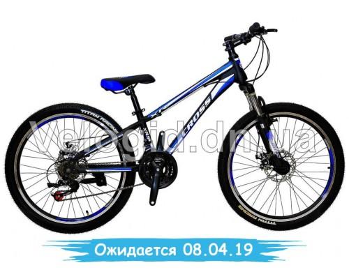 Велосипед Cross Racer 24