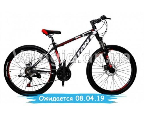 Велосипед Titan Expert 26 new