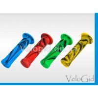 Грипсы (ручки на руль) KMS BMX цветные