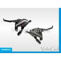 Моноблоки Shimano Acera ST EF60 3/8 скоростей