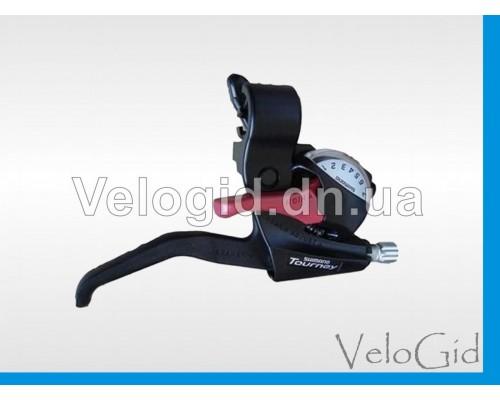 Моноблоки Shimano ST-EF40 3/6 скоростей