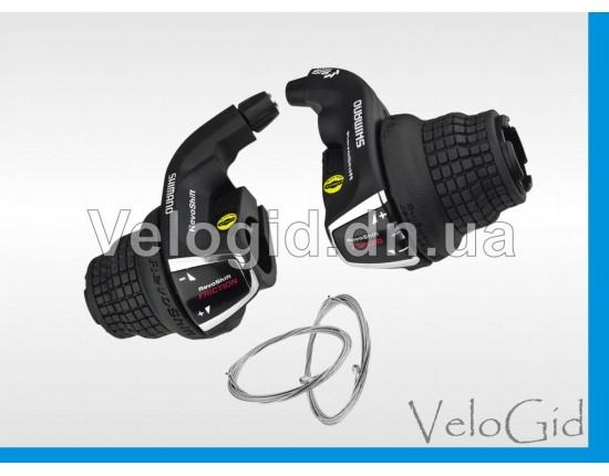 Ревошифты Shimano SL-RS35 3/6 скоростей