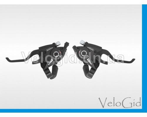 Моноблоки Shimano ST-EF51 3/7 скоростей