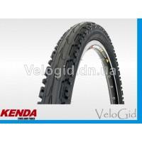 """Покрышка на велосипед 26"""" KENDA Полуслик"""