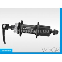 Задняя втулка Shimano Deore FH-M618 Center Lock