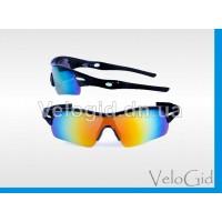 Велосипедные очки Vinca Sport VG-02-2-Black