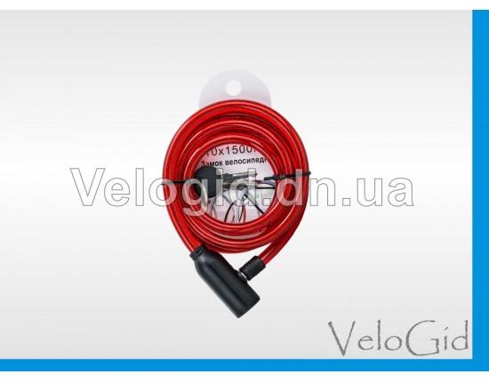 Велозамок Pulse 10x1500